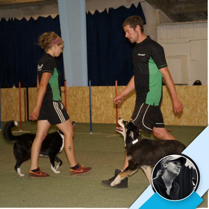 Nina Lohmeyer: Der Schüsseltrick. DogCoaches-Kurs zur perfekten Beinarbeit.