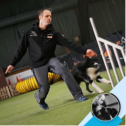 Kreisarbeit: Basis für perfekte Führtechnik DogCoaches-Kurs mit Philipp Müller-Schnick