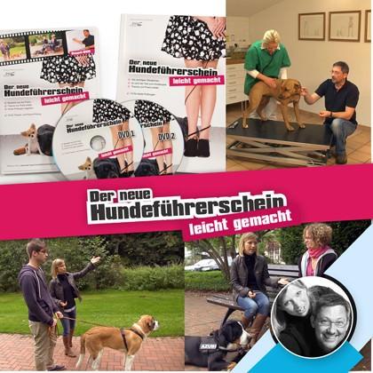 Der neue Hundeführerschein - leicht gemacht - Videokurs